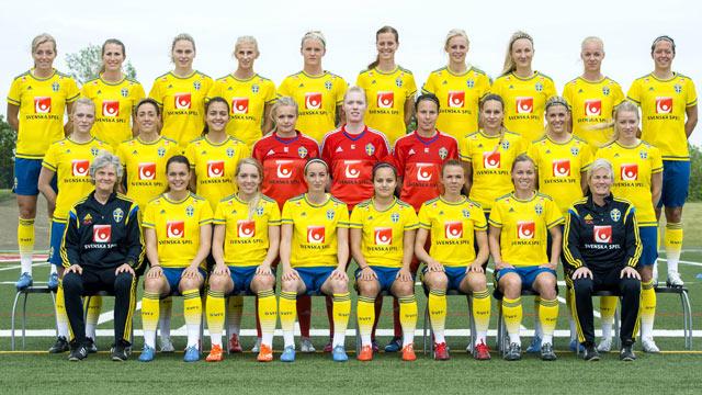 Schwedische Nationalmannschaft 2020